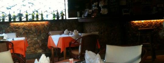 Antica LOCANDA is one of Restaurant.