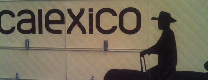 Calexico Cart is one of Quick 'n'easy.