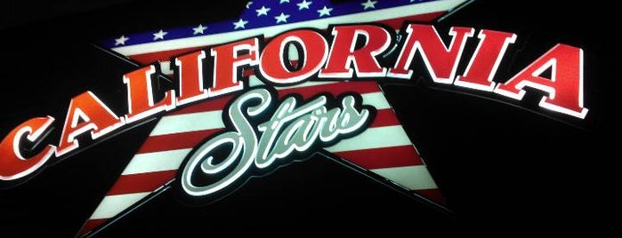 California Stars is one of Valencia.