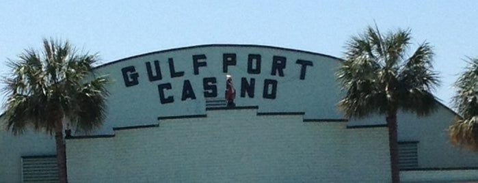 Gulfport Casino is one of Livin' Large Summer.