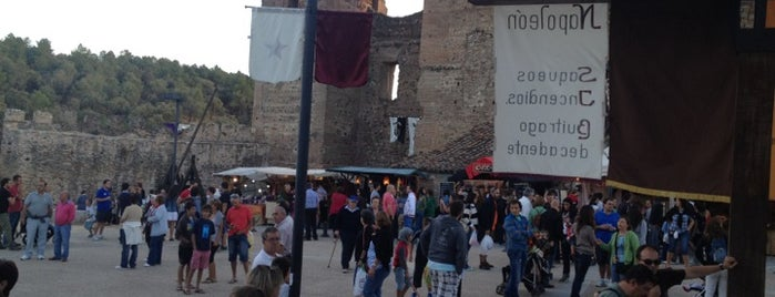 Feria Medieval Buitrago is one of Marcu Fiordos : понравившиеся места.
