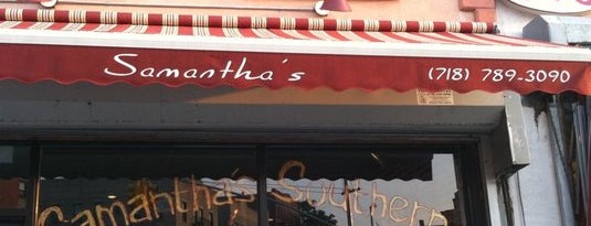 Samantha's Southern Cuisine is one of Fort Greene/Clinton Hill/Bed-Stuy.