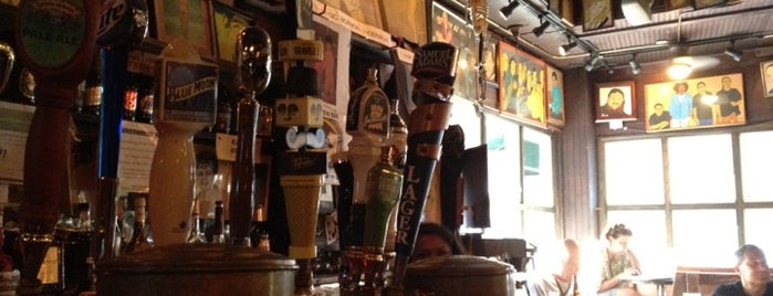 Old Town Ale House is one of Chicago Magazine's 100 Best bars 2013.