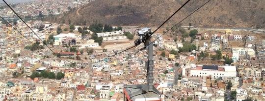 Teleferico Estacion El Grillo is one of Mexico/Zacatecas.
