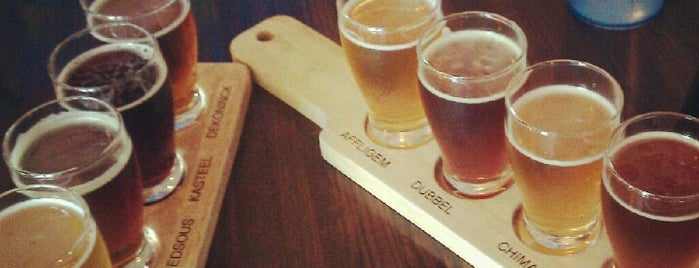 Cheeky Monk Belgian Beer Cafe is one of Colorado.