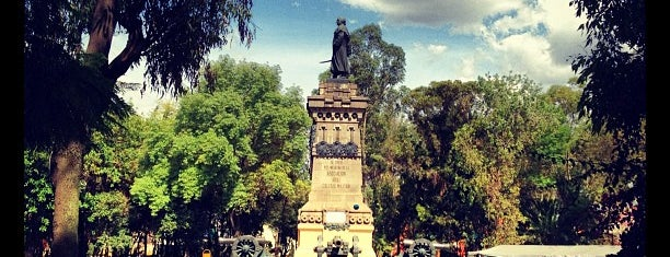 Parque Ciudadela is one of df.