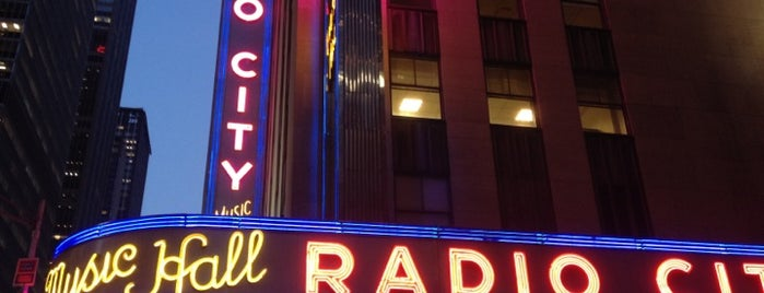 Radio City Music Hall is one of Guide to New York's best spots.