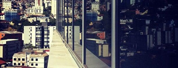 Mercure Belo Horizonte Savassi is one of Hoteis.