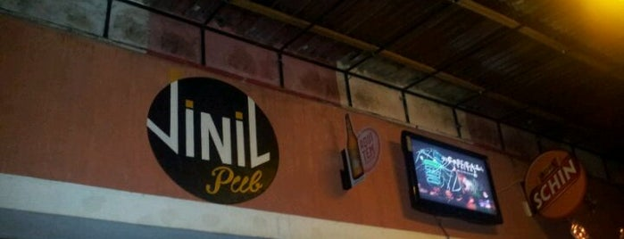 Vinil Pub is one of Belém, restaurantes.
