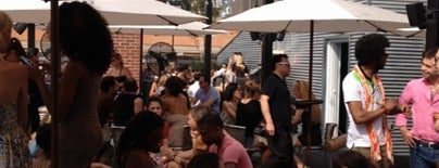 STK Rooftop is one of NYC - CELEBRITY HOTSPOTS.
