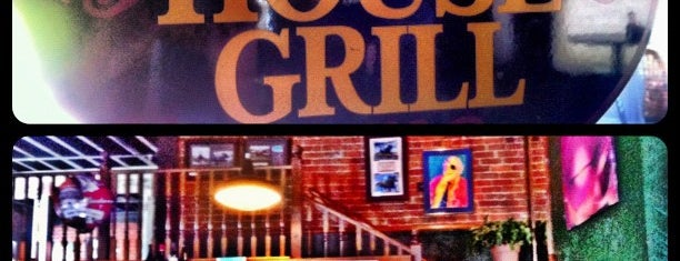 Brick House Grill is one of Gespeicherte Orte von Joe.