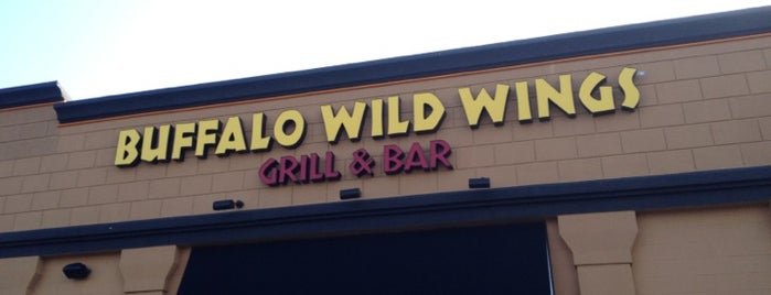 Buffalo Wild Wings is one of Jamesさんのお気に入りスポット.