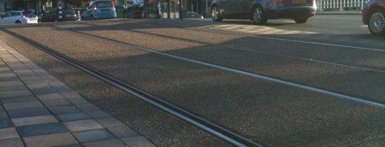Tramhalte Stadshouderskade is one of Alle tramhaltes van Amsterdam.