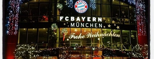 FC Bayern München is one of Münih.