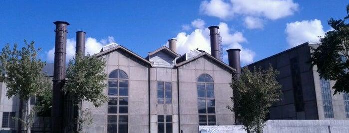 Santralistanbul is one of İstanbul'da Gezilmesi-Görülmesi Gereken Mekanlar.