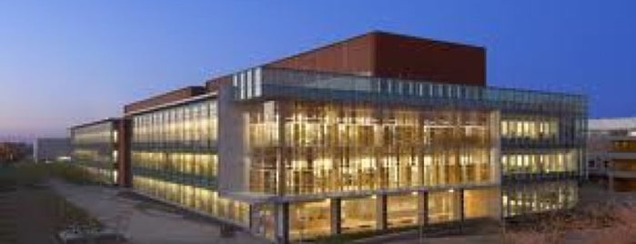 The Biodesign Institute is one of Tempe Points of Pride.