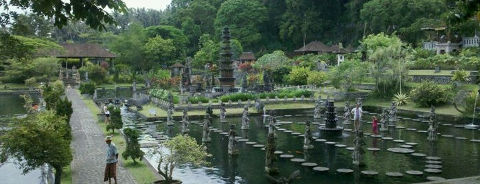 Tirta Gangga is one of Bali.