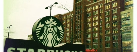 Starbucks HQ is one of Lost in Seattle.