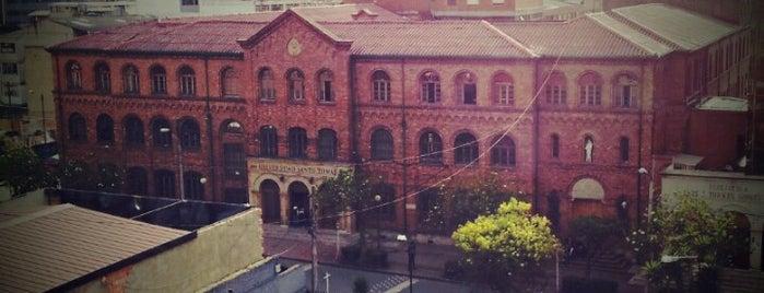Universidad Santo Tomás - Edificio Sto. Domingo de Guzmán is one of Locais curtidos por Diego Alberto.