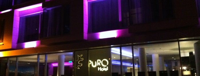 Puro Hotel is one of Posti che sono piaciuti a Julia.