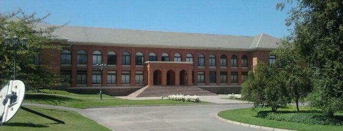 Universidad de Los Andes is one of Paola 님이 좋아한 장소.