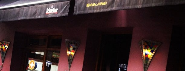 Bakano is one of restos palermo y alrrededores.