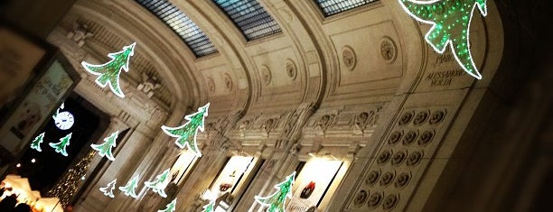 Stazione Milano Centrale is one of Italy.