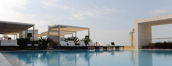 EPIC SANA Luanda Hotel is one of SANA Hotels.