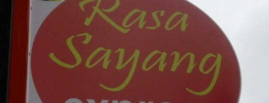 Rasa Sayang Express is one of Makan!: Quest for Malaysian Food in UK.