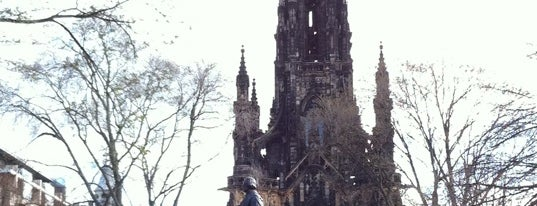The Scott Monument is one of Best of World Edition part 3.