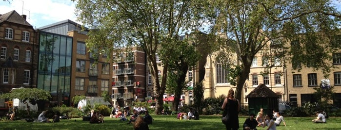 Hoxton Square is one of 1000 Things To Do In London (pt 2).