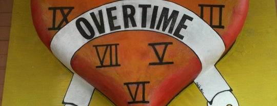 The Overtime Theater is one of San Antonio - Get Full. Have Fun. #visitUS #4sq.