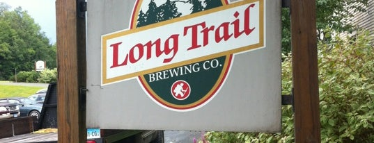 Long Trail Brewing Company is one of The World Outside of NYC and London.