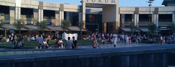 Forum İstanbul is one of İstanbul'daki popüler AVM'ler.