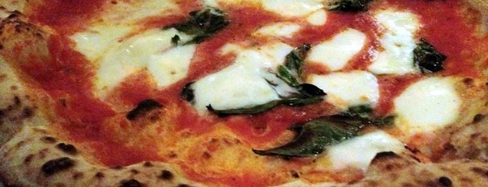 Pizzeria Ortica is one of Orange Country's Pizza Revolution!.