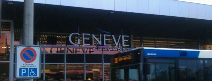Aéroport de Genève Cointrin (GVA) is one of Airports in Europe, Africa and Middle East.