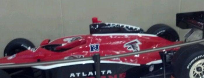 Atlanta Falcons Super Car is one of Super Cars #VisitUS.