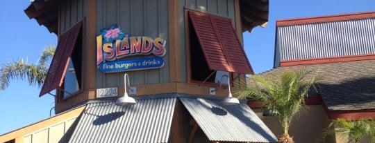Islands Restaurant is one of Locais curtidos por Joey.