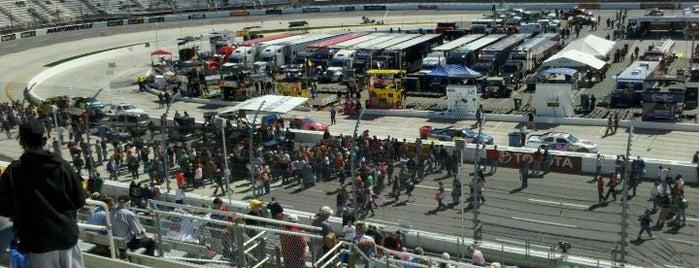 マーティンズビル・スピードウェイ is one of Racetracks Around America.