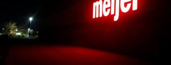 Meijer is one of Chris'in Beğendiği Mekanlar.
