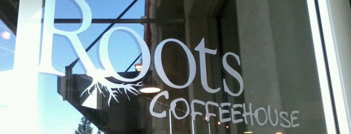 Roots Coffeehouse is one of Lieux sauvegardés par Zach.