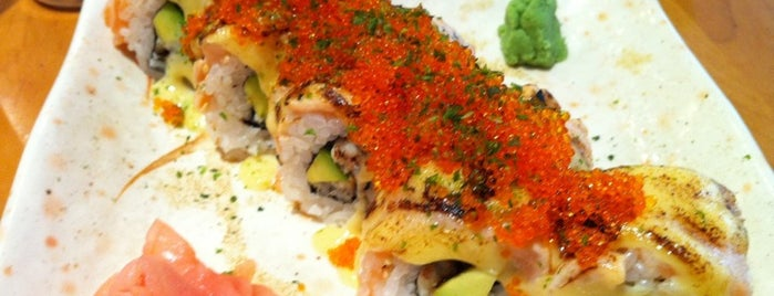 Koh Grill & Sushi Bar is one of Singapore Things To Do!!.