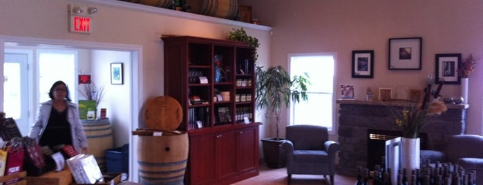 Coyote's Run Estate Winery is one of Wineries to visit.