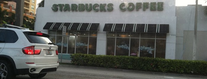 Starbucks is one of Best of Fort Lauderdale.