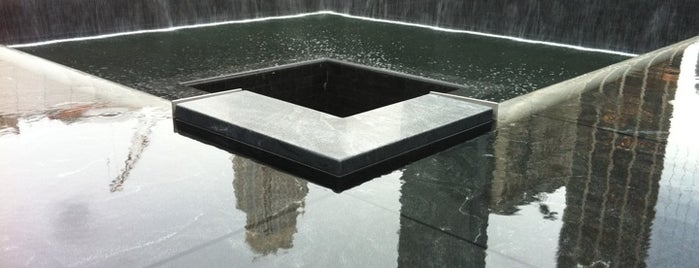 National September 11 Memorial & Museum is one of NYC retrospective!.