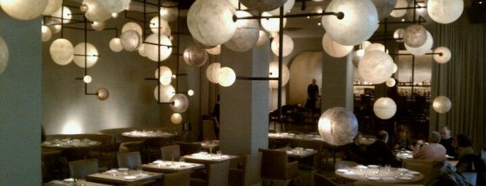 Pump Room is one of Best restaurants.