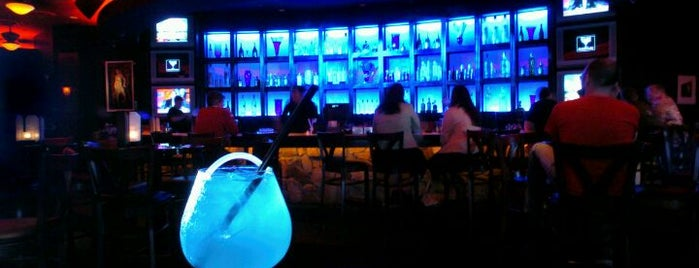 Blue Martini is one of My FAV Hot Spots.