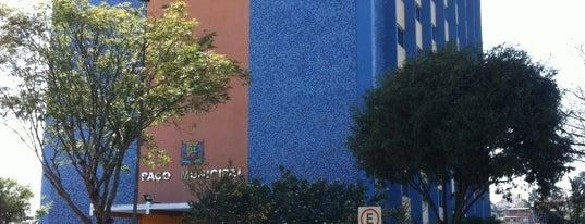 Prefeitura de São José dos Campos is one of Juliana: сохраненные места.