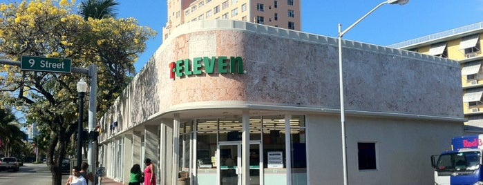 7-Eleven is one of Lugares favoritos de Ico.