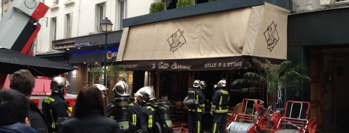 Les Petits Carreaux is one of Three Jane's Guide to Paris.